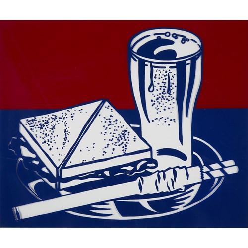 Lot 8 - Roy Lichtenstein (American, 1923-1997)