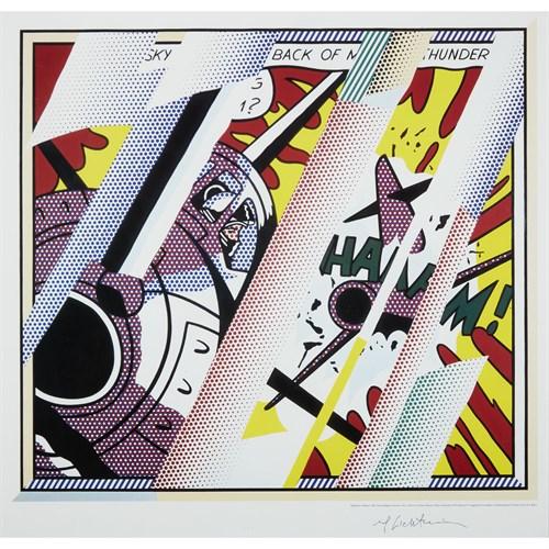 Lot 146 - After Roy Lichtenstein (American, 1923-1997)