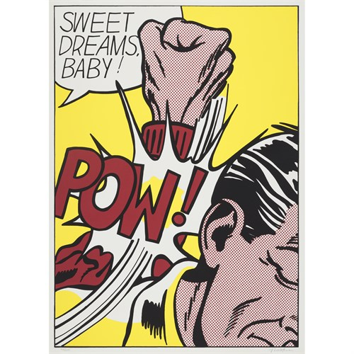Lot 26 - Roy Lichtenstein (American, 1923-1997)