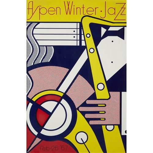 Lot 23 - Roy Lichtenstein (American, 1923-1997)
