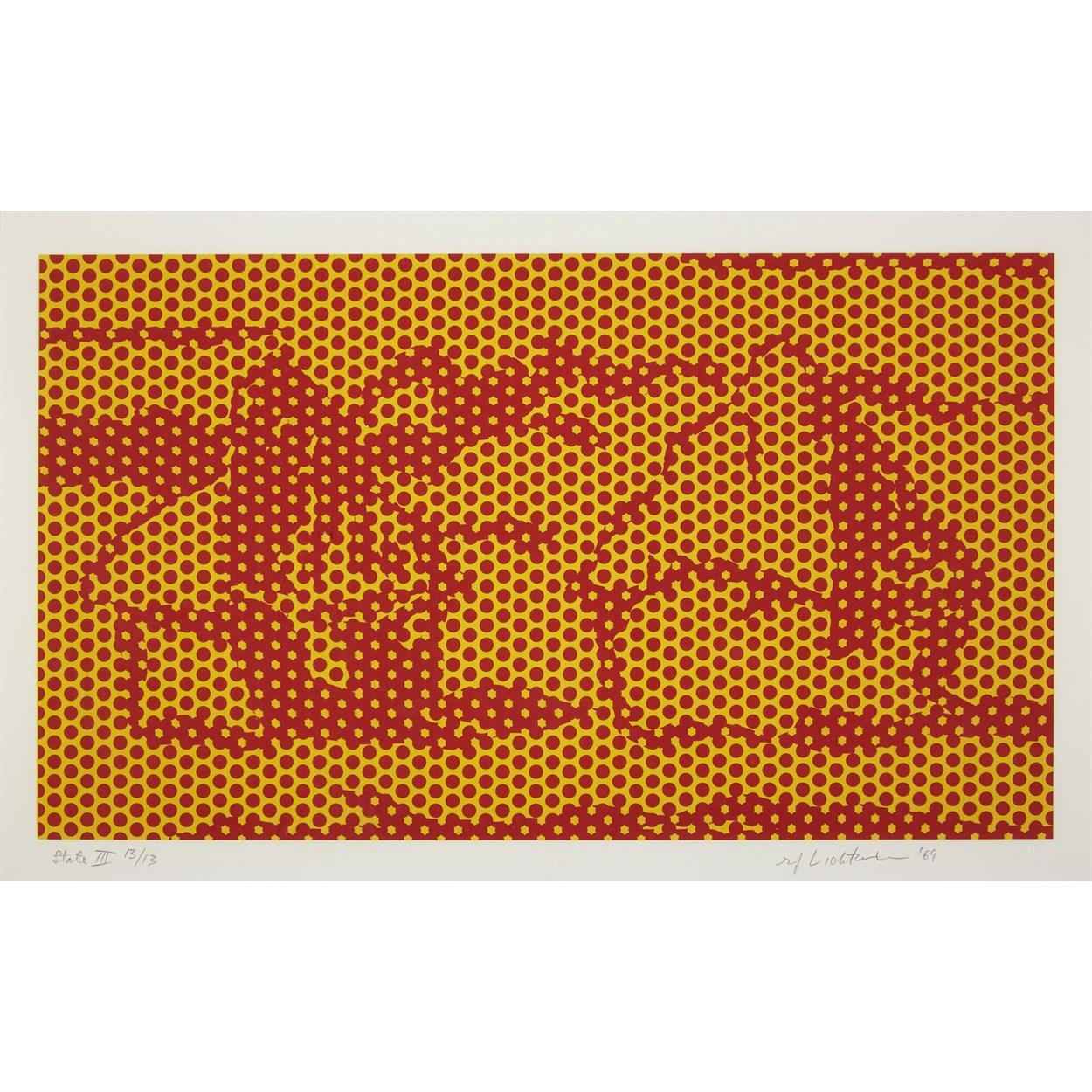 Lot 34 - Roy Lichtenstein (American, 1923-1997)