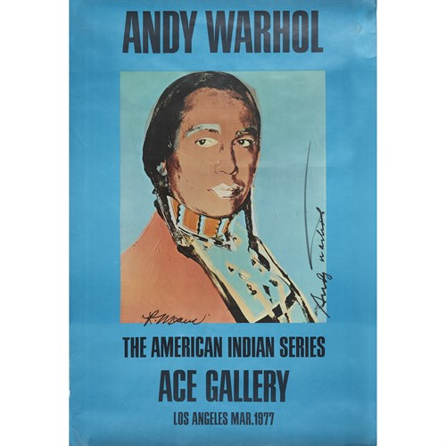 Lot 156 - After Andy Warhol (American, 1928-1987)