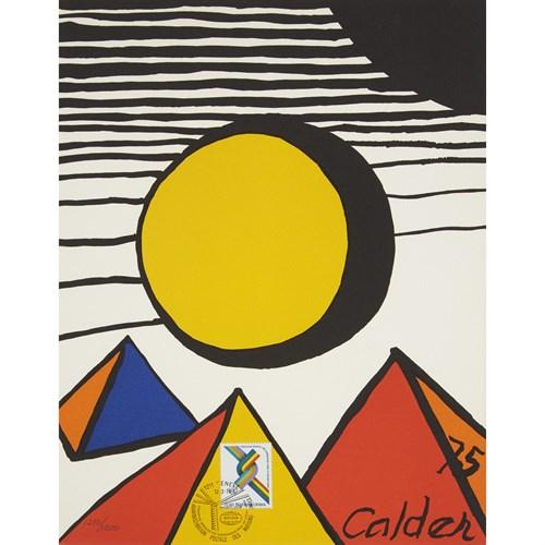 Lot 111 - Alexander Calder (American, 1898-1976)