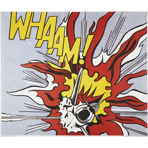Lot 145 - After Roy Lichtenstein (American, 1923-1997)