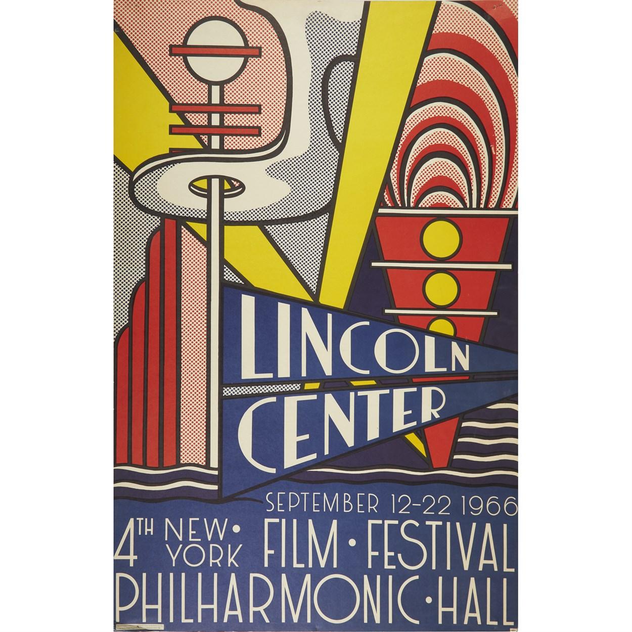 Lot 22 - Roy Lichtenstein (American, 1923-1997)