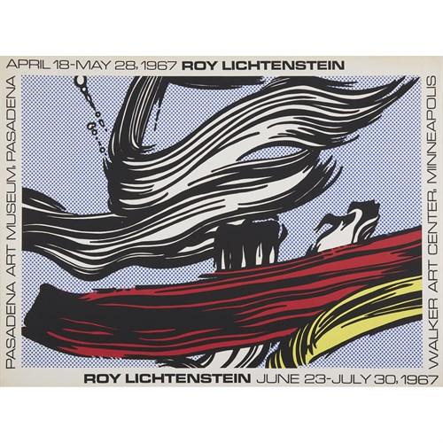 Lot 142 - After Roy Lichtenstein (American, 1923-1997)