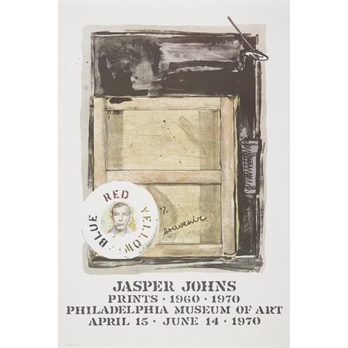 Lot 159 - Two PostersAfter Jasper Johns (American, b. 1930)