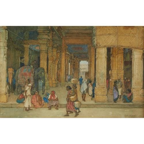 Lot 28 - THREE PRINTSCHARLES WILLIAM BARTLETT  (BRITISH, 1860-1940)