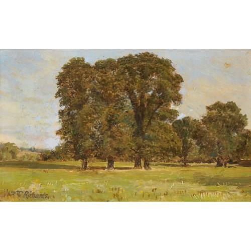 Lot 12 - William Trost Richards (American, 1833-1905)