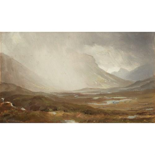 Lot 11 - William Trost Richards (American, 1833-1905)