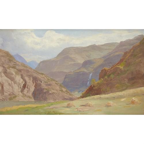 Lot 14 - William Trost Richards (American, 1833-1905)