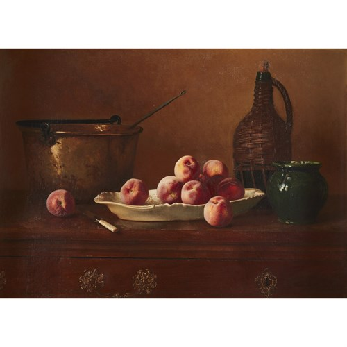 Lot 18 - Milne Ramsey (American, 1847-1915)