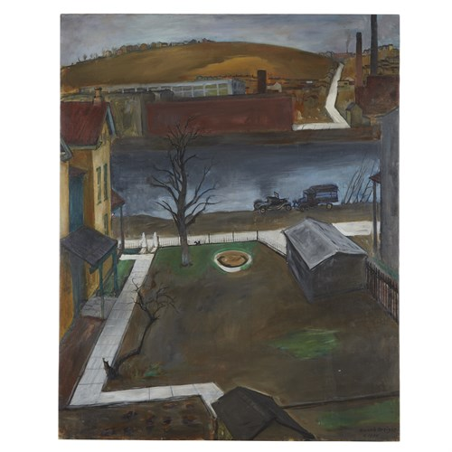 Lot 84 - Francis Speight (American, 1896-1989)