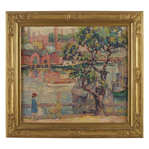 Lot 94 - Susette Inloes Schultz Keast (American, 1892–1932)