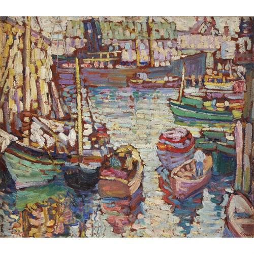 Lot 95 - Susette Inloes Schultz Keast (American, 1892–1932)