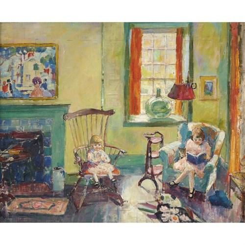 Lot 96 - Susette Inloes Schultz Keast (American, 1892–1932)