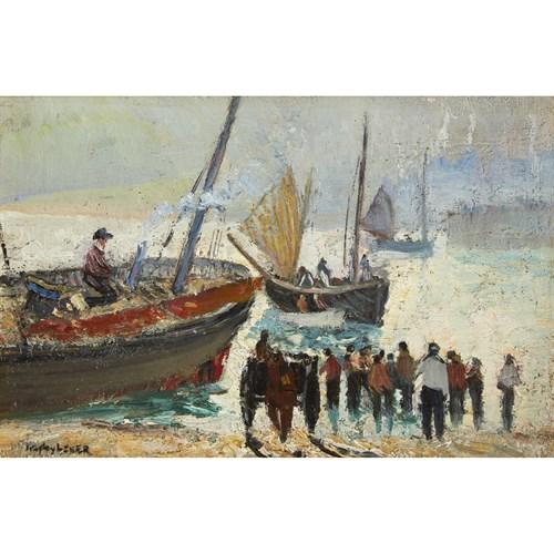 Lot 27 - Richard Hayley Lever (American, 1876-1958)