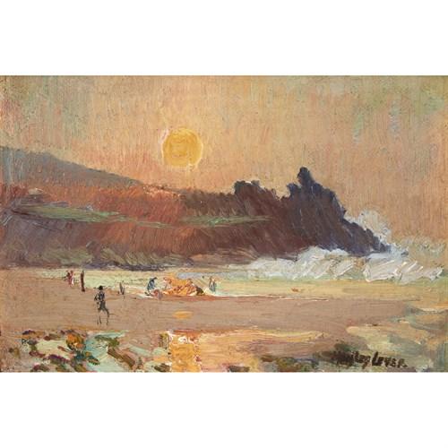 Lot 36 - Richard Hayley Lever (American, 1876-1958)