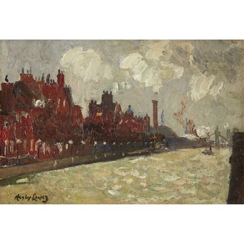 Lot 26 - Richard Hayley Lever (American, 1876-1958)
