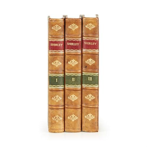 Lot 73 - [Literature] Bell, Currer (Charlotte Bronte)