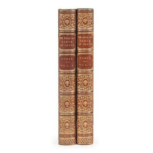 Lot 30 - [Color-Plate Books] [Rowlandson, Thomas] (Combe, William)