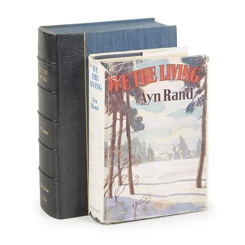 Lot 81 - [Literature] Rand, Ayn