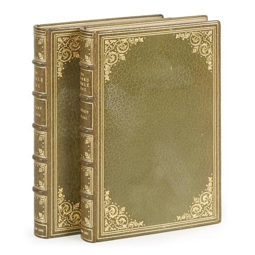 Lot 25 - [Children's & Illustrated] Kipling, Rudyard