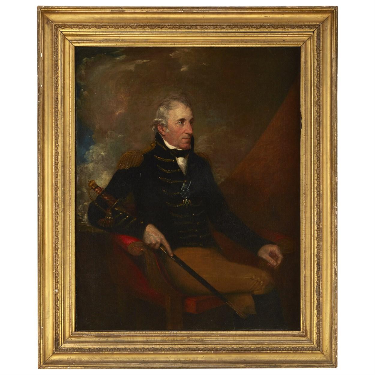 Lot 99 - Samuel Finley Breese Morse (1791-1828)