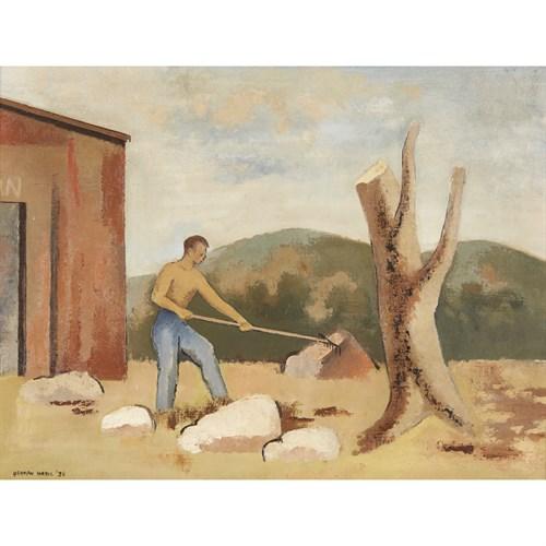Lot 67 - Herman Maril (American, 1908-1986)