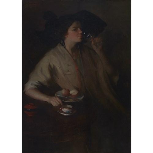 Lot 20 - Ella Sophonisba Hergesheimer (American, 1873-1943)
