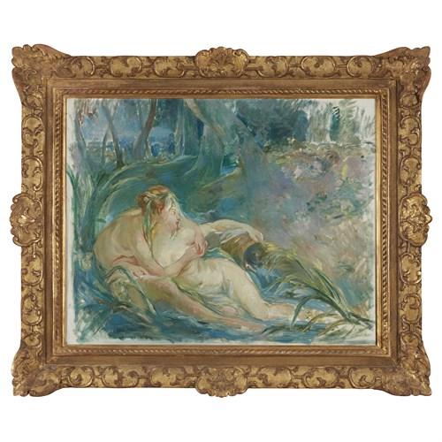 Lot 37 - Berthe Morisot (French, 1841–1895)