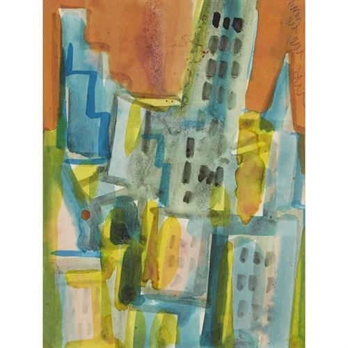 Lot 88 - Romare Bearden (American, 1911–1988)