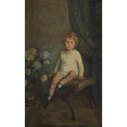 Lot 21 - Lydia Field Emmet (American, 1866-1952)