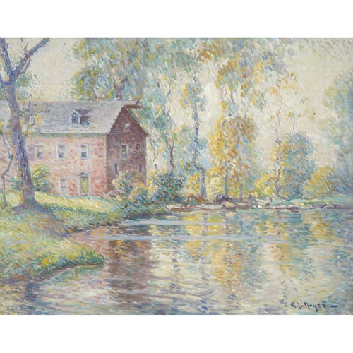 Lot 40 - George L. Noyes (American/Canadian, 1864-1954)