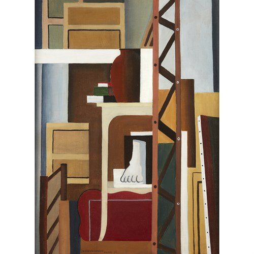 Lot 85 - Vernon Kiehl Newswanger (American, 1900-1980)