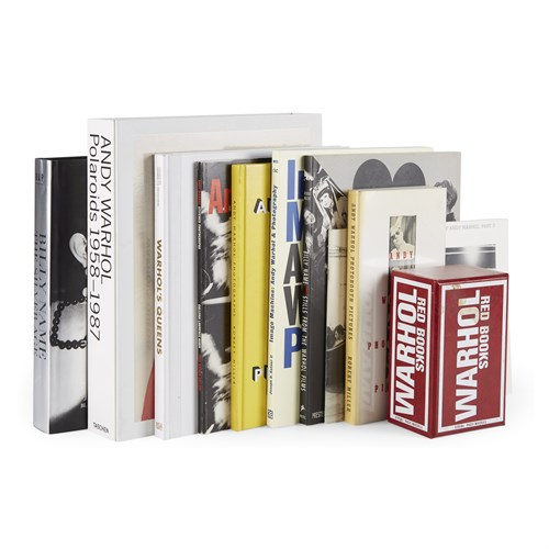Lot 183 - Group of Art Reference Books