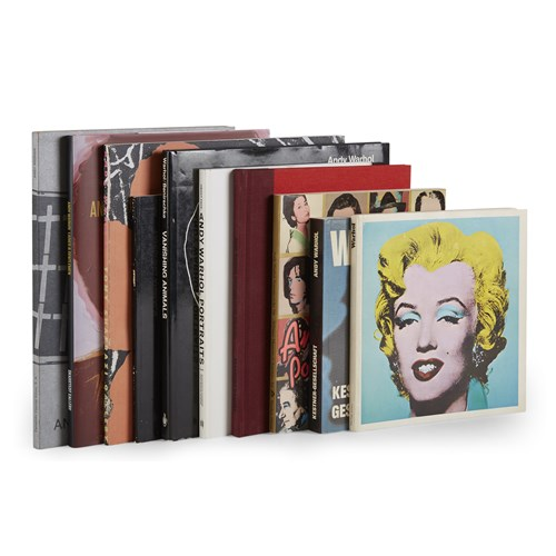 Lot 185 - Group of Art Reference Books