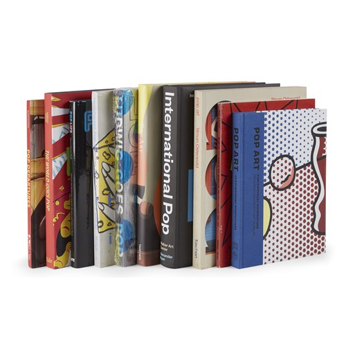 Lot 189 - Group of Art Reference Books