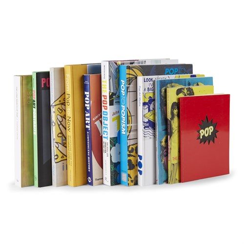 Lot 190 - Group of Art Reference Books