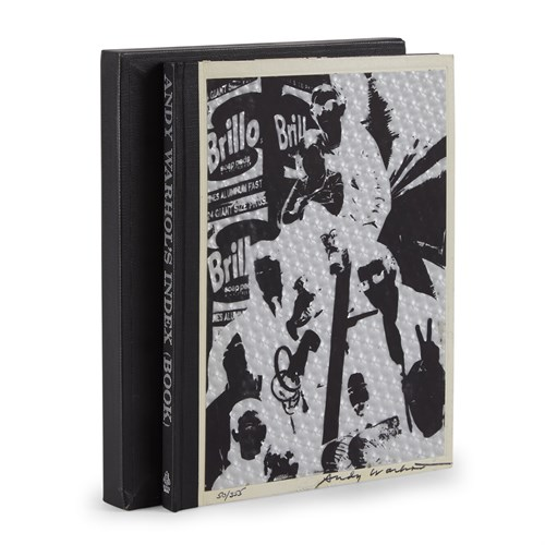 Lot 177 - Andy Warhol's Index Book