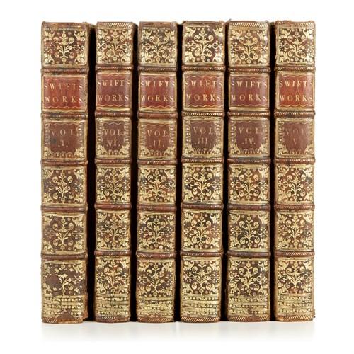 Lot 82 - [Literature] [Swift, Jonathan] Hawkesworth, John (editor)