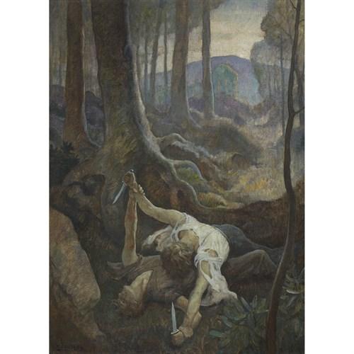 Lot 62 - N.C. Wyeth (American, 1882–1945)