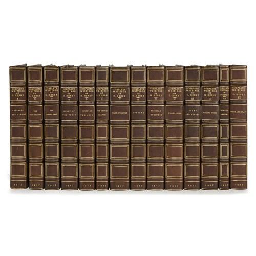 Lot 64 - [Fine Bindings] Henry, O. (William Sydney Porter)