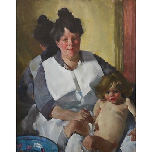 Lot 78 - Martha Walter (American, 1875–1976)