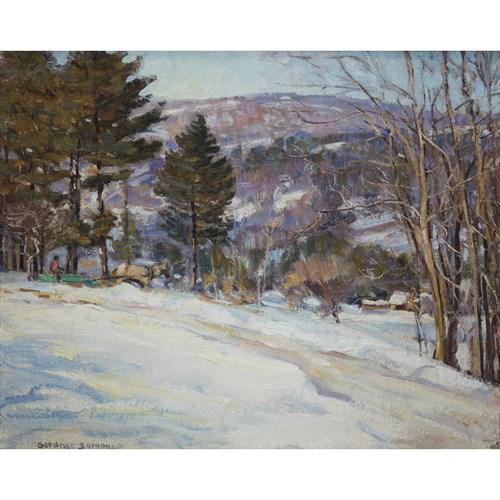 Lot 61 - George Gardner Symons (American, 1863–1930)