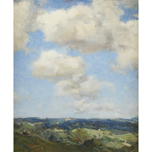 Lot 44 - Charles Harold Davis (American, 1856–1933)