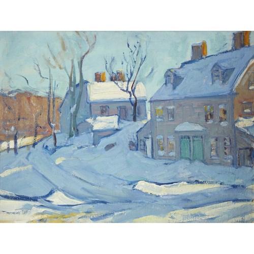 Lot 52 - Gertrude Fiske (American, 1879–1961)