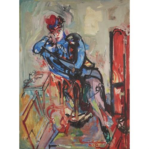 Lot 83 - Hans Hofmann (American/German, 1880-1966)