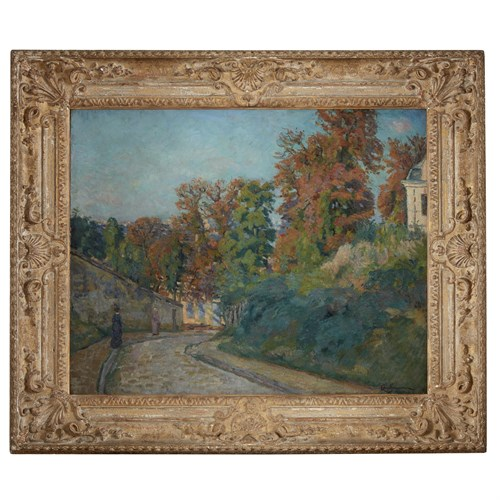 Lot 34 - Armand Guillaumin (French, 1841–1927)