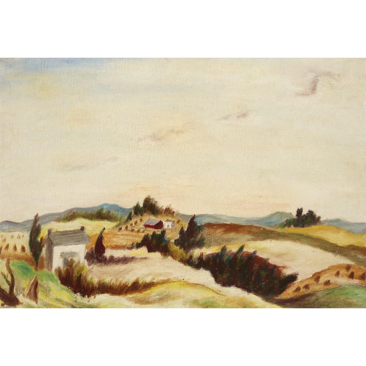 Lot 14 - Jackson Pollock (American, 1912-1956)
